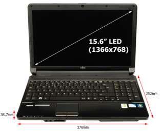 Fujitsu LIFEBOOK AH530 Intel Pentium P6200 / 15.6 / 2GB / 320GB / DVD