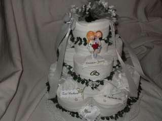 Hochzeit Torte Geldgeschenk Geschenk Brautpaar Frauen