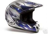 Casque Moto Cross  HJC  CS X2 BURN ,scooter,quad S