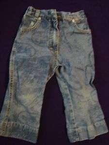 pantalon jeans enfant ORCHESTRA bleu taille 3 ans