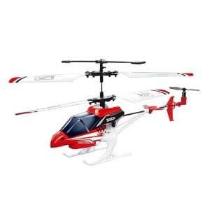 Mini Hawk King 3CH Electric RTF Remote Control RC Helicopter (Color