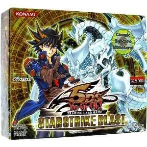 Boxed Set (24 Packs, 9 Cards Each) Yu Gi Oh Konami 88468 Toys & Games
