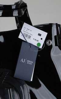 INT13 ARMANI JEANS BORSA A SPALLA 05290 55 12 P/E 12 SHOPPING BAG NWT