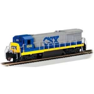 BACHMANN N TRAINS CSX DIESEL ENGINE GE B23 7/B30 7 Toys