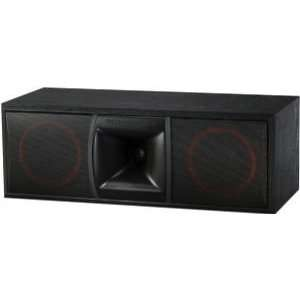 CERWIN VEGA XLS 6C DUAL 6.5 2 WAY XLS SERIES CENTER