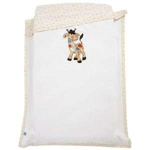 Cotton Waffle Blanket   Crib (Zooluland) Baby