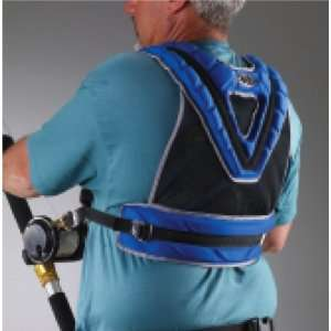Aftco Maxforce II Shoulder Harness Mesh Back upto 50lb