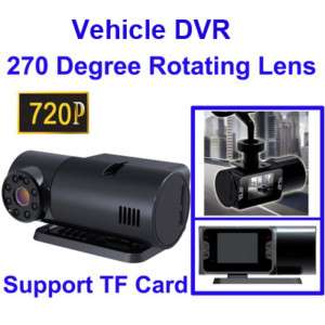MINI DV VIDEO SPY FOTO CAMERA CAR HD 720P CAMPER CAMION