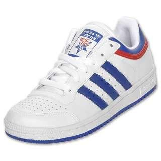 adidas Top Ten Low Kids Casual Shoe  FinishLine  White/Royal/Red