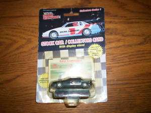 1989 DALE EARNHARDT RACING CHAMPIONS STOCK CAR/CARD NIB