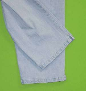 Gloria Vanderbilt sz 10 Capri Stretch Womens Blue Jeans Denim Pants
