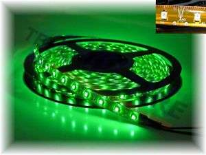 Led Strip LED autocollant 25cm à 5m 12V Vert Groen