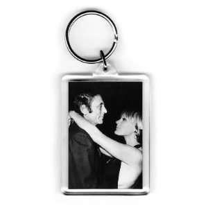 Elke Sommer   Acrylic Keyring   Art247   Standard Size: