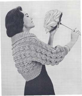 old vintage crochet patterns,sweaters,vests,dresses
