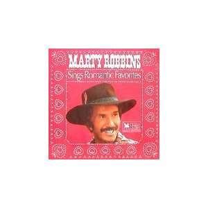 Marty Robbins Sings Romantic Favorites: Marty Robbins: Music