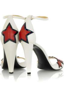 Marc by Marc Jacobs Star embellished leather sandals   70% Off Now at