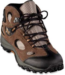 Merrell Chameleon Mid Waterproof Hiking Boots   Kids   Free Shipping