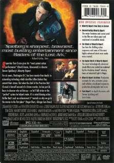 Minority Report   Tom Cruise   2 disc DVD Set dts WS 667068998924