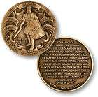 ARMOR OF GOD CHRISTIAN COIN UNITED STATES MILITARY