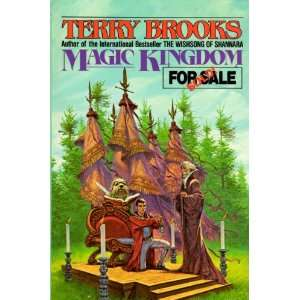 Magic Kingdom for Sale Sold Inscribed Terry Brooks Books