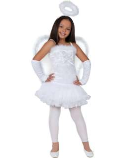 Angel / Heaven Sent Angel Girls Costume