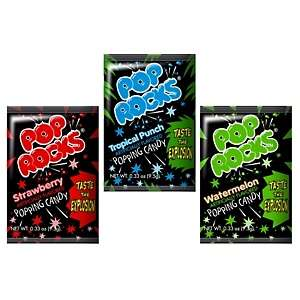 Pop Rocks 24 Count Assorted Flavors