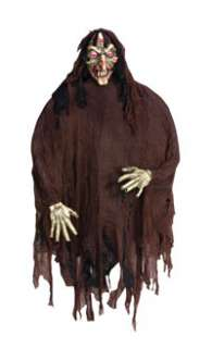 Witch Hanging Prop   Scary Halloween Decorations