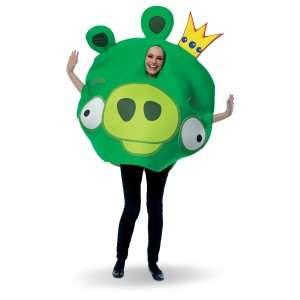 Rovio Angry Birds   King Pig Adult Costume, 801531