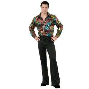 Disco Pants (Black) Adult, 38898