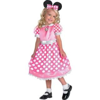 Disney Clubhouse Minnie Mouse (Pink) Toddler / Child Costume 60705