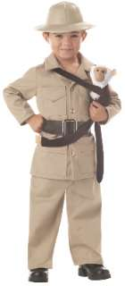 Zoo Keeper Boy Toddler Costume for Halloween   Pure Costumes