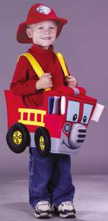 Toddler Fire Truck Costume   Fire Truck Toddler   Now your toddler can