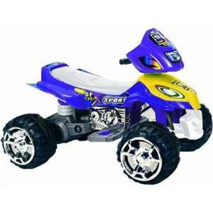 ATV Sport 12v Blue   Battery Operated