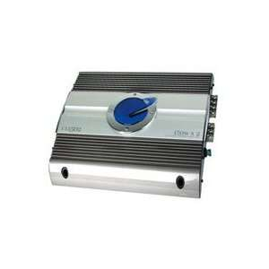 150W x 2 MOSFET 2 Channel Power Amplifier Electronics