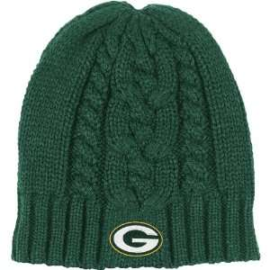 Green Bay Packers Slouch Script Hat Adjustable