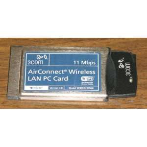 Intl Air Con 11 Mbps Wireless Pc Card Xlxa As Isno Return