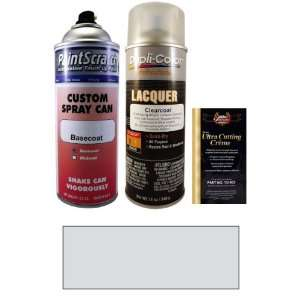 Oz. Mist Silver Metallic Spray Can Paint Kit for 1982 AMC Concord (2A