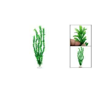 Como Plastic Fish Tank Plant Grass for Aquarium: Pet Supplies