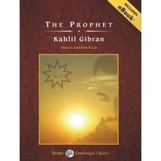 The Prophet (9780739333280): Kahlil Gibran, Becky Ann