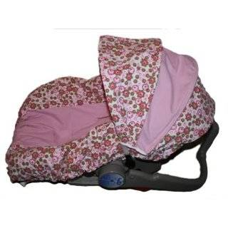 Infant Car Seat Cover, Fits Evenflo and Graco Brand Car Seats Baby