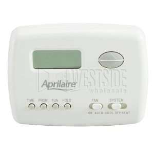 8263 Programmable Thermostat, Single StaHeat/Cool or Heat Pump
