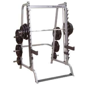 Body Solid Series 7 GS348Q Smith Machine with Linear