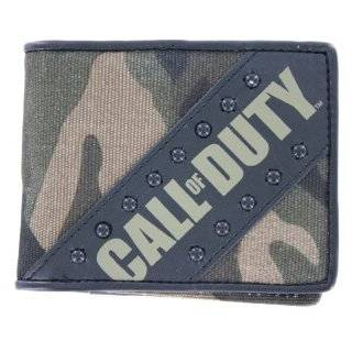 Call of Duty M3   Nylon Bifold Mens Wallet Everything