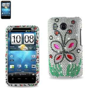 Diamond Hard Case for HTC Inspire 4G (92) Cell Phones