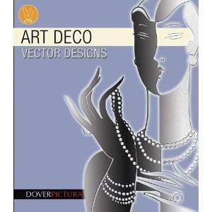 Art Deco Vector Designs (Dover Pictura Electronic Clip Art