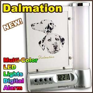 Frame Digital DOG Alarm Clock Light  Kitchen & Dining