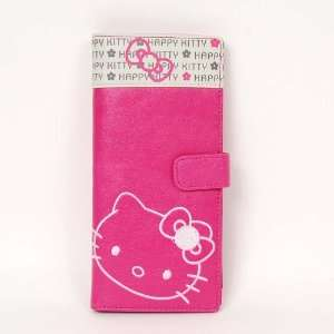 Hello Kitty Ladies Bifold Clutch Wallet Purse Rose Toys