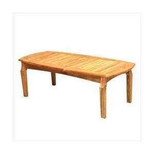 Jib Coffee Table   Teak Patio Furniture Patio, Lawn