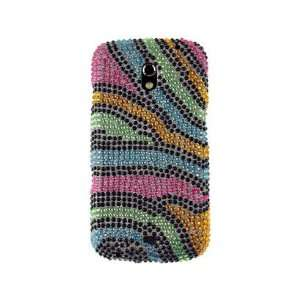Plastic Phone Protector Snap on Two Piece Cover Case Shell with Cool