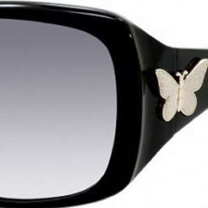 Juicy Couture Big Love/S Womens Casual Wear Sunglasses   Black/Gray